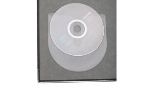 SELF ADHESIVE CD BAG